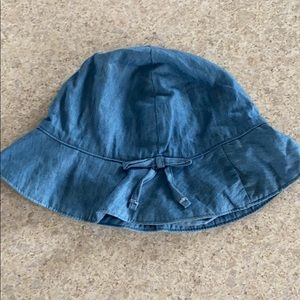 Sun hat denim